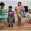 2017--蝸牛老師美術課!