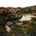 台南夢幻湖.龍船山莊.龍船山2-1101.三里分山基石