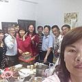 104.04.11名間鄉團委會月會及聯誼餐會