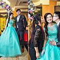 婚禮主持照片(攝影師提供)