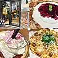 【台北。中正】Tino's Pizza Café 堤諾義式比薩(台北濟南店)★牛肝菌菇山脈烤飯/綜合莓果甜星/鮮葡萄柚冰沙