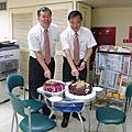2010.6.23吳隆駿經理生日行內慶祝