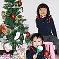 怖置聖誕樹+新天地旋轉麋鹿