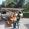 新竹威尼斯溫泉會館露營車
