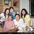 外婆生日南投聚會