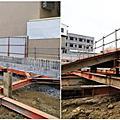 《103年11月14日-安全措施/施工欄杆施作》