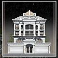 「凡爾賽」新古典法式風情建築外觀的設計師