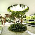 綠化豪宅建築