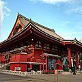 東京 - 淺草寺、東京鐵塔