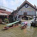 曼谷 - 水上市場