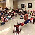 台南中秋節社區魔術表演+迎賓人偶+人入大氣球+人入大泡泡+小丑折汽球+黑人特技表演