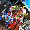 高雄中秋晚會小丑氣球表演