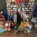 高雄自宅小朋友生日派對魔術氣球表演