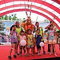 台南山上木瓜節猴王魔術表演+大型魔術道具萬劍穿心