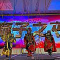 高雄漢神巨蛋獅子之夜三人川劇變臉/正宗川劇變臉/猴王變臉