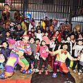 台中聖誕派對泡泡派對團康主持人小丑魔術表演