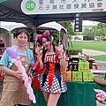 新光三越台南新天地小西門微型創業鳳凰小丑表演+人入大氣球+小丑折氣球表演