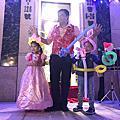 高雄微風京城聖誕派對魔術表演+聖誕老人服裝出租+巧虎人偶出租