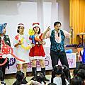 高雄媽咪寶貝聖誕派對魔術氣球表演