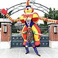 嘉義充氣大小丑遊行+小丑折氣球