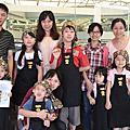 2013年7月28日 小主廚 起士豬排捲 台中店