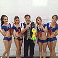 台南新營國稅局活動主持人+魔術表演+川劇變臉+小丑汽球秀