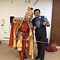 嘉義尾牙主持人+大型魔術表演+人入大氣球+猴王魔術