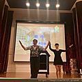 高雄義大皇家豐宴春酒主持人+特技表演+趣味競賽主持+大型魔術表演