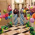 高雄生日派對氣球佈置