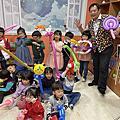 高雄生日派對魔術氣球表演