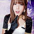 韓國氣質嫩模許允美可愛賣萌寫真