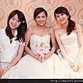 20110430-宴客前準備終於有一點要結婚的FU了