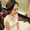 [bride]彎彎笑眼韓式/台南桂田酒店