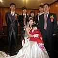 參加姐姐的結婚~婚禮照片~