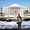 雪與燈構成美景-首爾Day5&6