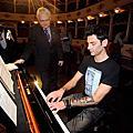 2010.05.06 Maksim Mrvica održao humanitarni koncert u Šibeniku