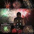 【彰化】彰化市/20100529八卦山花火1