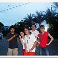2008-07-07-炫燿的速記(墾丁再見)