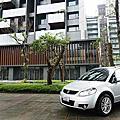 2011年 SX4 銀色 六SRS