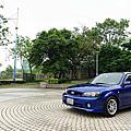 2004年 TIERRA RS 自排 藍色