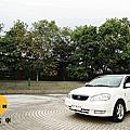 2001年頂級ALTIS 白色