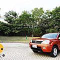 2004年 XTRAIL 2.0 橘色