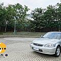 2000年 CIVIC K8 四門 銀色