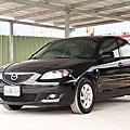 2006年 MAZDA 3-1.6-黑色