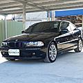2001年 BMW320 CI 2.2 黑色