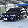 2004年 ISAMU 四門 黑色