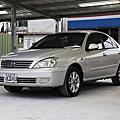 2005年 SENTRA M1 1.8 銀色