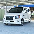 2004年 SOLIO 白色