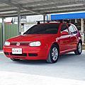 1999年 GOLF 紅色