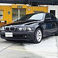 2002年 BMW 525I 黑色